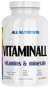 All Nutrition Vitaminall (60 кап)