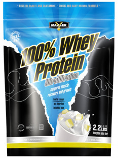 Протеин Maxler Ultrafiltration Whey Protein 5 lb bag (2270 г)