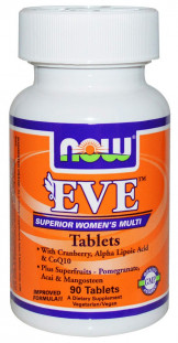NOW Eve Womans Multi Vit (90 таб)