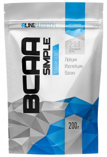 RLine BCAA Simple Powder doy-pack (200 г)