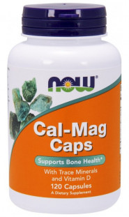 NOW Cal-Mag (120 кап)