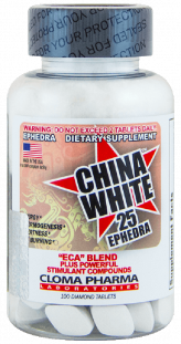 Сloma Pharma China white (100 cap.)