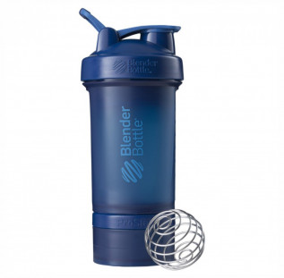 Шейкер BlenderBottle ProStak нэви (624 мл)+2 контейнера