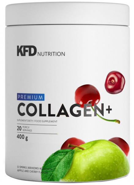 KFD Collagen Plus (400 г)