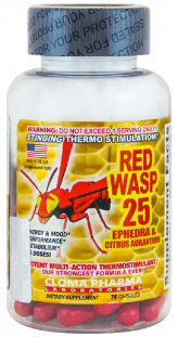 Сloma Pharma Red Wasp (75 cap.)