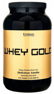 Протеин Ultimate Nutrition Whey Gold 2lb (907 г)
