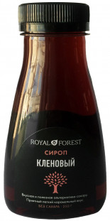 Royal Forest Сироп кленовый (250 г)