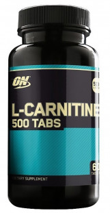 Optimum Nutrition L-Carnitine 500 мг (60 таб)