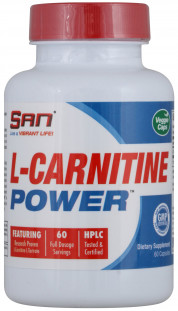 SAN L-Carnitine Power (60 кап)